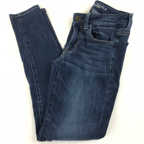 American Eagle Outfitters Denim - American Eagle Womens Jeans Size 2 Jeggings
